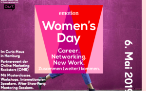 emotion Women´s day_Speedcoaching_Lena_Wittneben