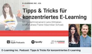 e-learning-inc-podcast-konzentriertes-lernen-coach-lena-wittneben-gedächtnistrainerin