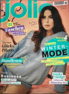 Jolie_cover_coach-lena-wittneben-hamburg